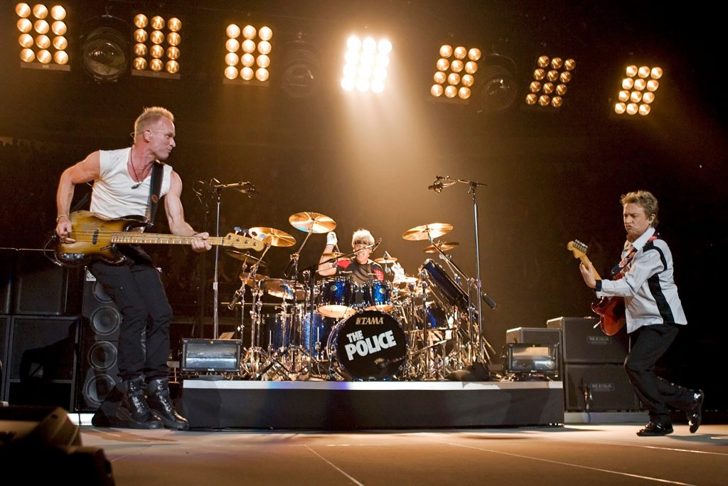 the police 5